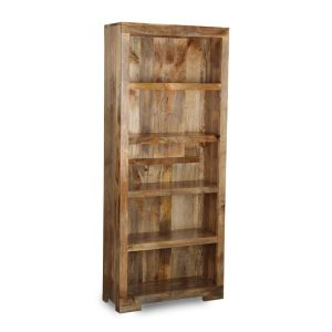 Mango Light Tall Bookcase