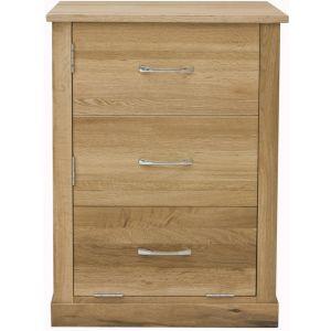 Mobel Oak Printer Cupboard