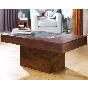 Dakota Large Pebble Coffee Table