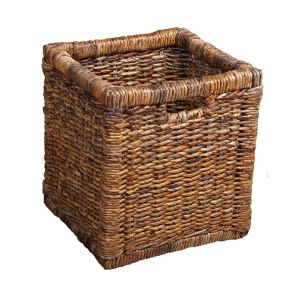 Rattan Coffee Table Basket