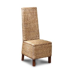 Rattan Croco Dining Chair