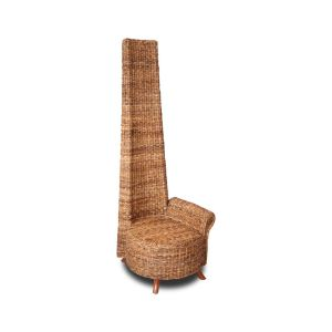 Potenza Rattan Dining Chairs Left Arm