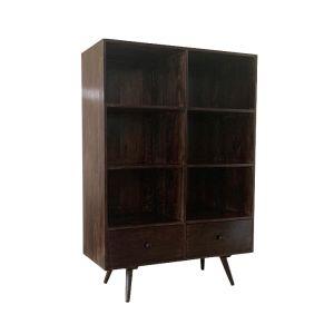Retro Chic Large Bookshelf