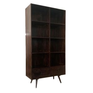 Retro Chic Large Bookcase