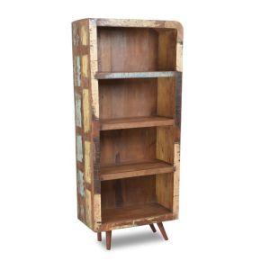 Recycled Retro Bookshelf