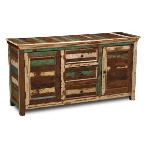 Reclaimed Indian Large Sideboard (T36)