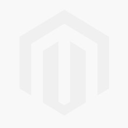 Cream Leather Rollback Dining Chair (T39)