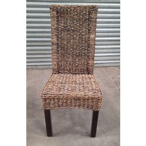 Rattan Salsa Dining Chair (T40)