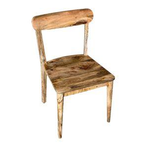 Light Vintage Mango Dining Chair