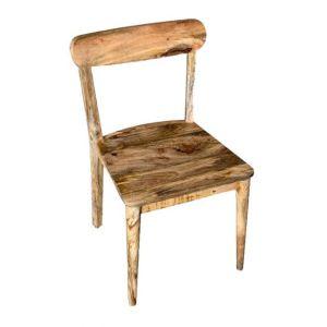 Light Retro Chic Dining Chair