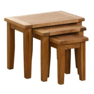 Atlanta Set of 3 Nest of Tables