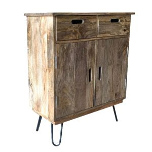 Light Vintage Sideboard Small