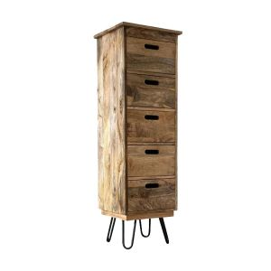 Light Vintage Chest of Drawers