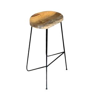 Light Vintage Stool