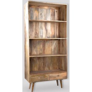 Light Vintage Mango Bookcase