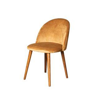 Zena Velvet Chair
