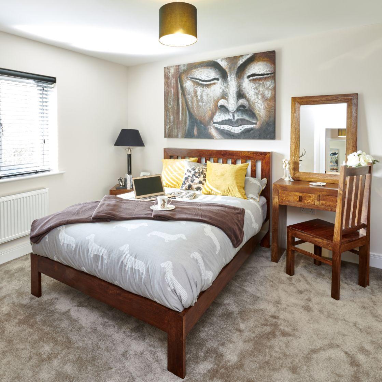 Mango Wood Bedroom Furniture
