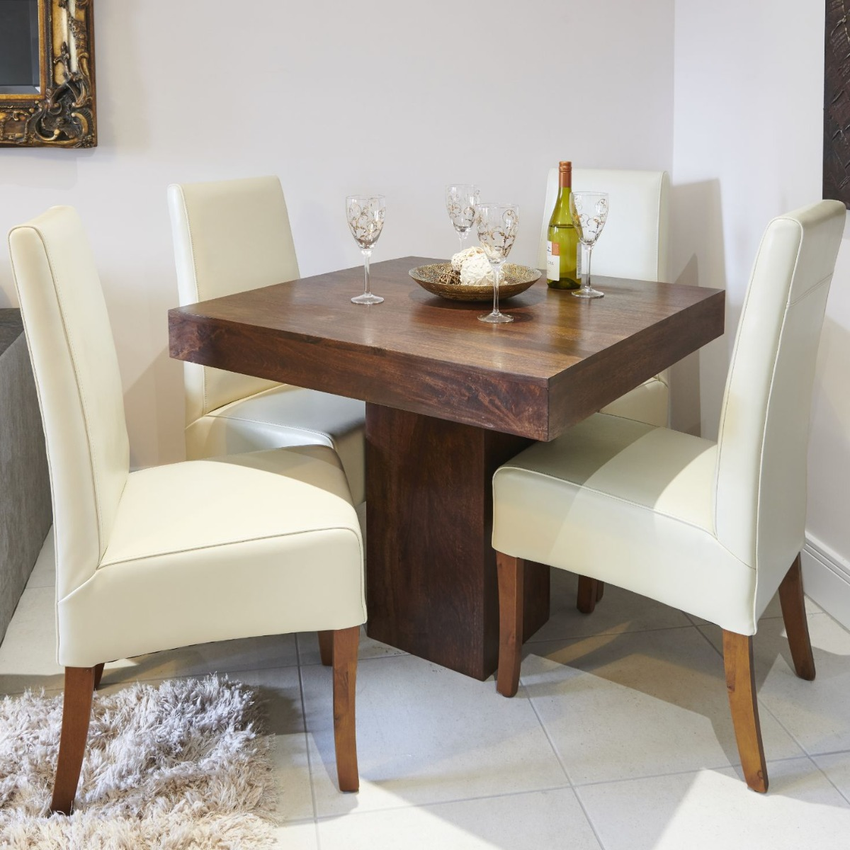 Mango Wood Dining Room Furniture