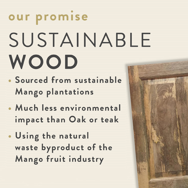 Sustainable Wood