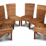 4 Styles of Rattan Dining Chair