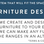 Bespoke Furniture For You!
