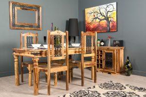 Jali Light Dining Furniture
